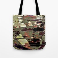pilot Tote Bags featuring Orion's Pilot by David Lee