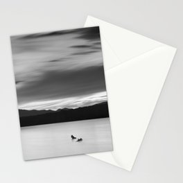 Two and two Stationery Cards