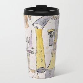 Paul Klee - Black Magic Travel Mug