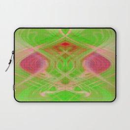 Technicolor Hour Glass Laptop Sleeve