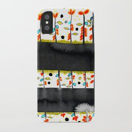 so many flowers iPhone Case