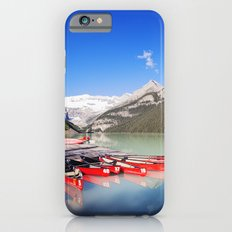 Lake Louise in Alberta, Canada iPhone 6 Slim Case