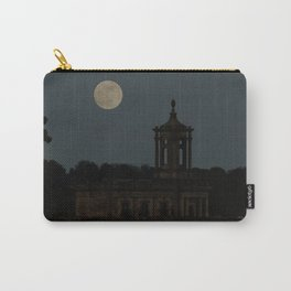 Rutland Water flooded church Carry-All Pouch