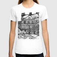 copenhagen T-shirts featuring Copenhagen by intermittentdreamscapes