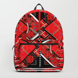 Bow Tie 10 Backpack