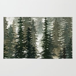 The Pathless Woods Rug