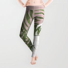 BOTANICAL - ARECA PALM Leggings