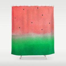 Watermelon Washout #society6 Shower Curtain