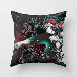 Shokugeki no Soma Throw Pillow