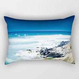 Hookipa Blue Sensation Rectangular Pillow