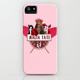 Malia Tate iPhone Case