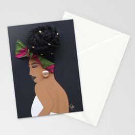 Head Wrap Stationery Cards