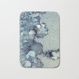 frosted glass Bath Mat