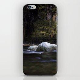 Long Exposure in Yosemite National Park iPhone Skin