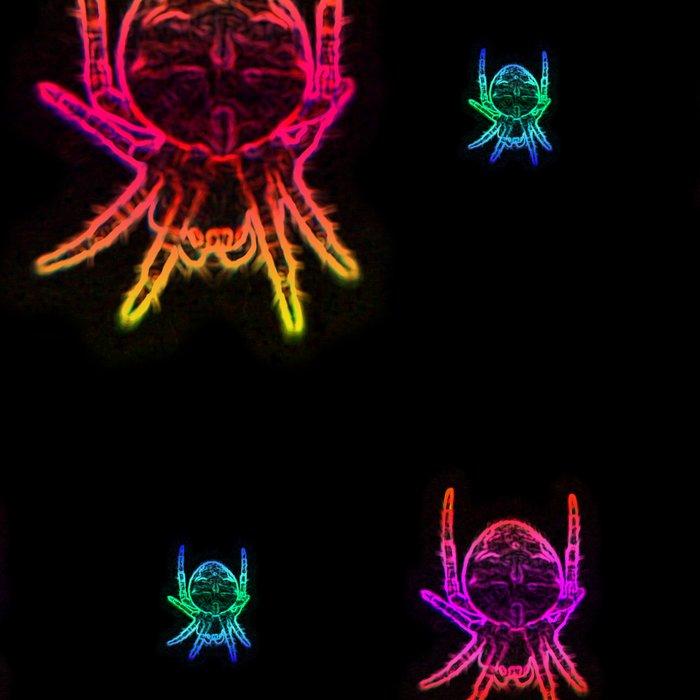Neon Spider 4 Leggings
