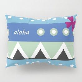 Hawaiian Tapa Pillow Sham