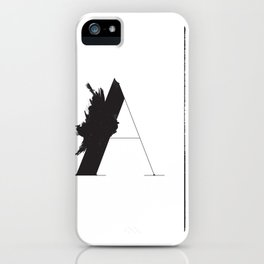 A is for Astronom iPhone Case