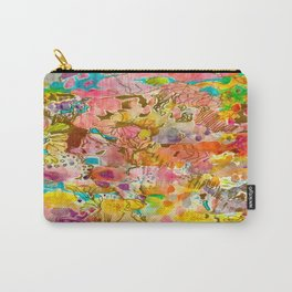 Colortangle Carry-All Pouch