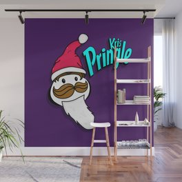 Kris Pringle Wall Mural