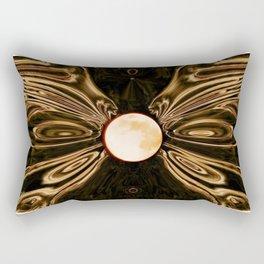 Orb of Night Rectangular Pillow