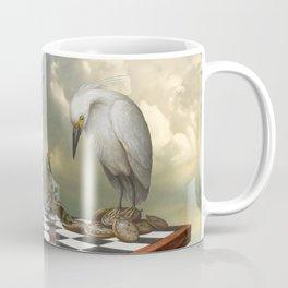 Zebra Upside Down Coffee Mug