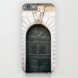 Roma - Rome Italy Architecture Photography iPhone Case