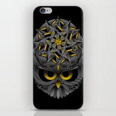 Owl Mandala iPhone & iPod Skin