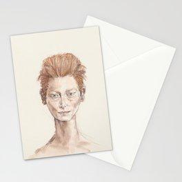 Tilda Swinton Inspiration Stationery Cards