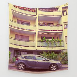 Opel Astra - The Undertaker Wall Tapestry