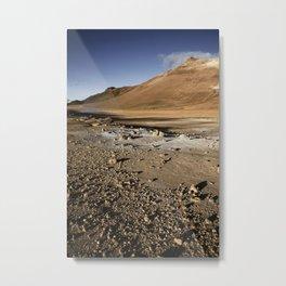 Hveraronð, Iceland Metal Print