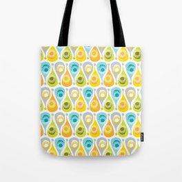 Funky Summer Tote Bag