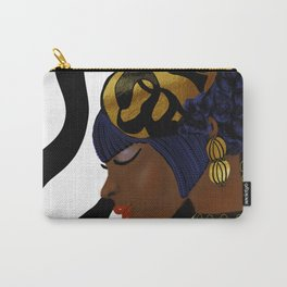 MAKEDA'S CROWN Carry-All Pouch