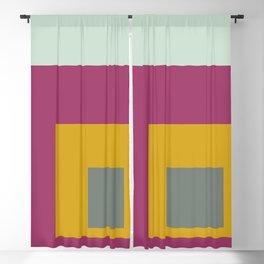 Color Ensemble No. 6 Blackout Curtain
