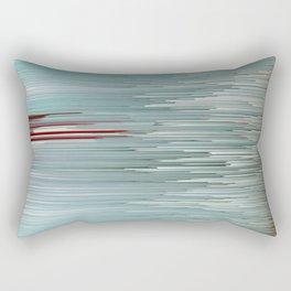 Planet Pixel Intersection Rectangular Pillow