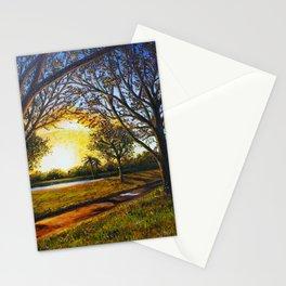 Sunset Stroll Stationery Cards