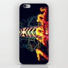 Carnival Lights, The Zipper iPhone & iPod Skin