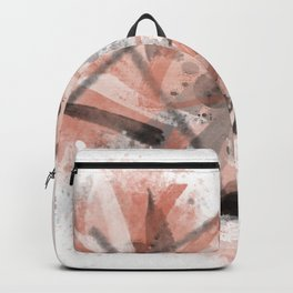 Spot where the angles converse Backpack