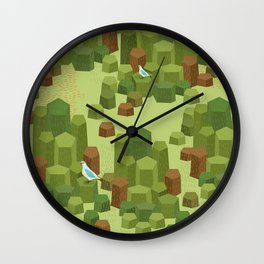 Giant Causeway Wall Clock