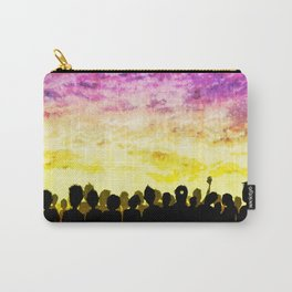 Sunset Horde Carry-All Pouch