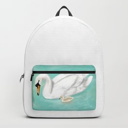 Mother Swan Backpack