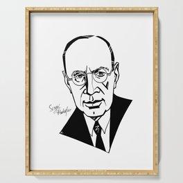 Sergei Prokofiev Serving Tray