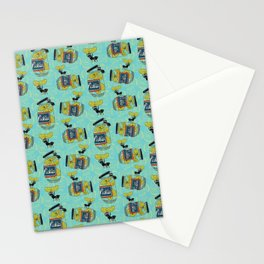 The Pickle Thief (Blue) Stationery Cards