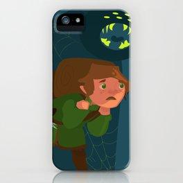 Little Adventurer iPhone Case