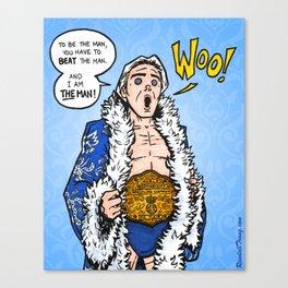 Ric Flair, THE MAN! (WWE, WWF, WCW, NWA) Canvas Print