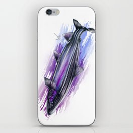Steelhead Wash iPhone Skin