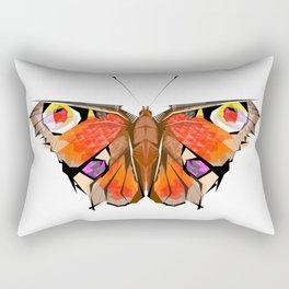 Geobutterfly Rectangular Pillow
