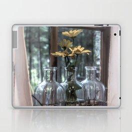 Bottled Flowers Laptop & iPad Skin