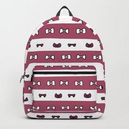 Haikyuu!! Shiratorizawa Bows Backpack