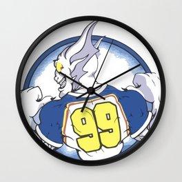 Beast Hockey Logo #99 Wall Clock