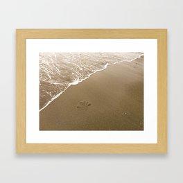 Hello Framed Art Print